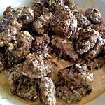 recette Keftedes ou boulettes de boeuf à la grecque