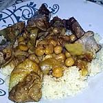 recette Tajine d'épaule d'agneau aux épices