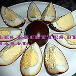 recette Dizef roti (Oeufs rôtis mauriciens)