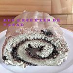 recette Gâteau roulé noisette
