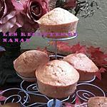recette Muffins à la carotte et amandes concassées parfumés à la cannelle