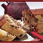 recette Cake à la Ricotta et aux pépites de chocolat