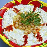 recette Houmous libanais du blog cccuisine.overblog.com