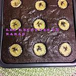 recette Fondant chocolat-banane