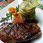 recette Magret de canard sauce à l'orange