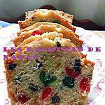 recette Cake aux cerises et raisins