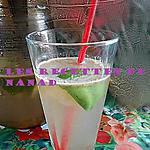 recette Panakon (limonade indienne)