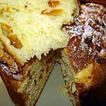recette Panettone Brioche Italianne
