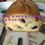 recette Cake aux raisins frais