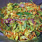 recette Achard de légumes