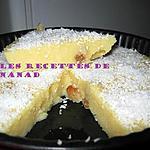 recette Poudine maïs (Pudding de polenta à la mauricienne)