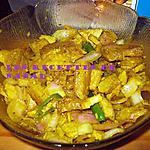 recette Vindaye de poisson
