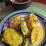 recette Fritures mauriciennes (beignets)