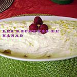 recette Bûche citron-chocolat blanc-framboises