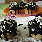 recette Cupcakes banane surprise