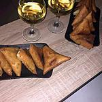 recette Samoussas au boeuf
