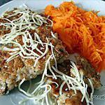 recette galette de tofu soyeux aux céréales