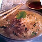 soupe chinoise aux vermicelles de soja