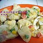 recette Salade de pommes de terre de maman