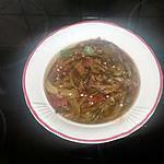 recette Pipe arrustuti ou poivrons grillés