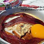 recette Œuf cocotte automnal de Madame Loïk®