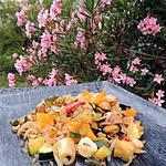 recette Riz de konjac aux légumes et fruits de mer