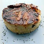 recette Gratin de pommes de terre au roquefort