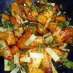 recette Ailes de poulet a l ananas et pousses de bambou