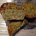 recette Flans de brocolis au thermomix