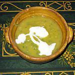 recette Soupe de panais au radis noir