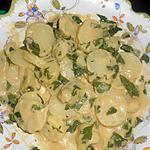 recette Salade de pommes de terre au raifort