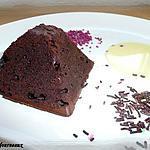 """recette Gâteau au chocolat """"Magie Noire"""""""