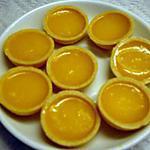 recette Mini tartelettes aux citrons