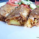 recette Byrek albanais