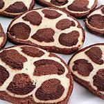 recette Sablés léopard