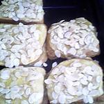 recette recyclage du pain brioché en pain aux amandes