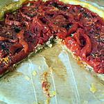 recette Tarte tomate thon moutarde