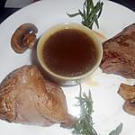 recette Chateaubriand avec sa sauce