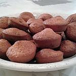 recette Muffins aux cranberries
