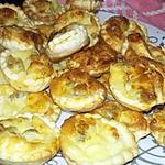 recette Tartelettes aux 4 fromages