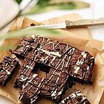 recette Brownie bio, {sans gluten / sans lait / sans oeufs }