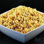 recette Popcorn au Caramel Maison