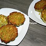 recette Muffins à la purée aux brocoli et poisson