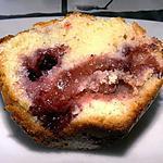 recette Muffins aux fruits des bois et yaourt à la Grecque