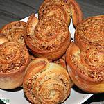 recette Couques aux noix de pécan
