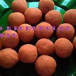 recette Ladoo besane (gâteaux indiens au pois chiche)