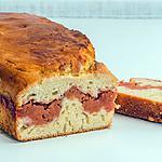recette Gâteau du matin au confit de coings