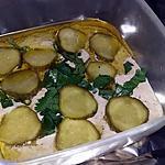 recette Mousse de thon au 5 épices