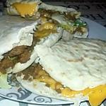 recette Kebab burger a la viande haché