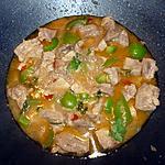 recette Porc asiatique à ma façon